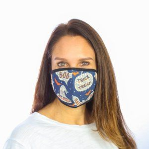 Halloween Trick or Treat Mask Pack of 2